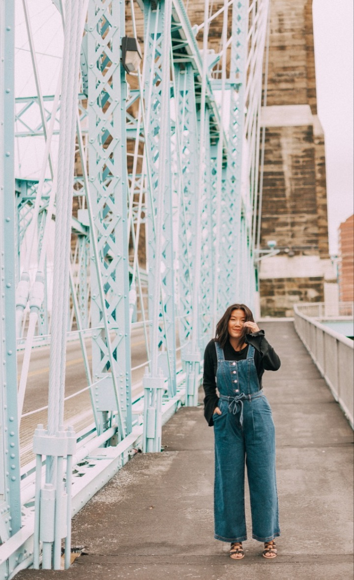 Fall Edition: Denim Jumpsuit